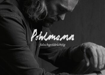 "Pohlmann neues Album: ""falschgoldrichtig"""