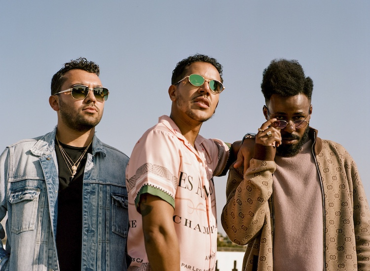 Disciples Lead Press Shot (c) Sony Music