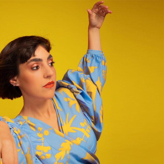 Soulig-verspielte Musik aus Tel Aviv – Irit Dekel