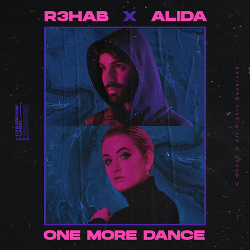 Cover R3HAB x ALIDA - One more dance
