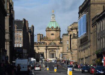 Edinburgh (c) michael weiner
