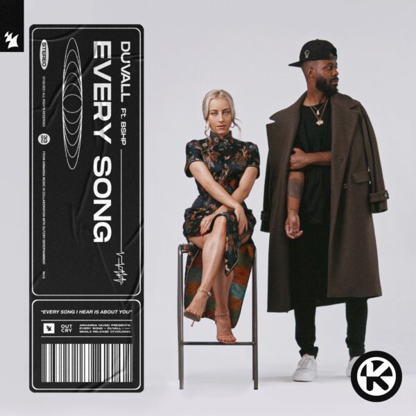 Cover_DUVALL FEAT. BSHP - EVERY SONG