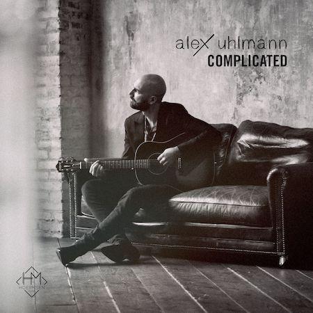 Alex Uhlmann Complicated Albumcover