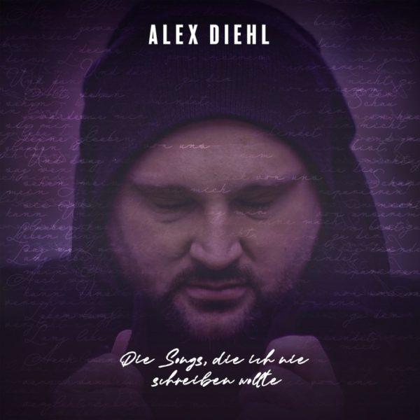 Alex Diehl CD-Cover - Bildquelle: Dunstan Music